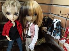 Piratas - making of (Lunalila1) Tags: doll groove junplaning taeyang pirata pirate handmade outfit costura veritas another king aim gyro james taylor