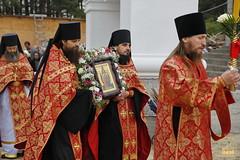 24. Престольный праздник в Святогорске 30.09.2016