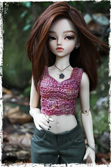 October (ban sidhe) Tags: minifee mnf bjd doll rheia fairyland