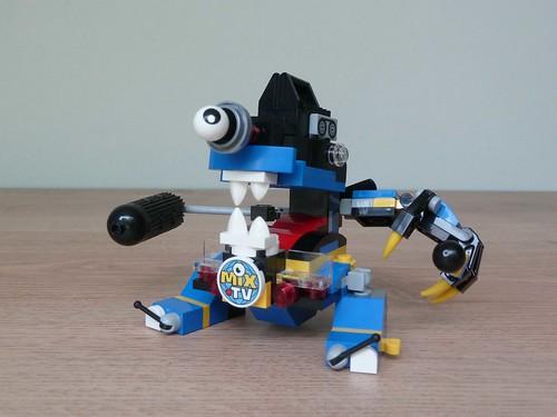 Lego Mixels Series 9 Newzers Max Instructions Screeno Camsta Myke