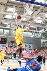 Walter Tigers - Mitteldeutscher BC (MrWahoo) Tags: walter tigers beko bbl basketball bundesliga tbingen mitteldeutscher bc