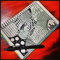 Zentangle 3 (jennyfercervantes-ng) Tags: zenspirationzentangle zendoodle zentangleartzentanglefigures art illustration artistsketch pen artsy masterpieceartoftheday colored inkdrawingmoleskine sharpiepens sharpiesunipin coloringpage coloringbookphcoloringpageforadults coloringpagephziabyjenny