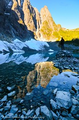 Foster Lake (Iain Robert Reid Photography) Tags: strathcona provincial park landslide lake foster bc parks
