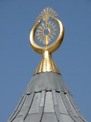 Konya - Mevlana Turbesi, courtyard ablutions fountain, detail (damiandude) Tags: rumi dervish sufi