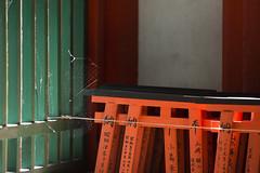 Altweibersommer (Patrick Vierthaler) Tags: nara kasuga grand shrine taisha shinto schrein park kansai japan red rot japanese japanisch