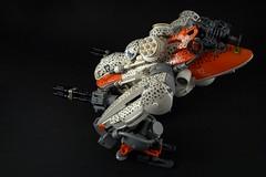 Ma.K. Jagpanther [Maschinen Krieger Advanced Design] (Marco Marozzi) Tags: lego legodesign legomech legofriends minifigure moc mecha marco marozzi mak maschinen krieger walker