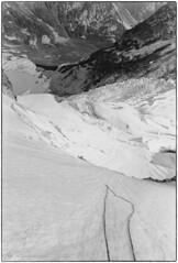 Northeast Torment Glacier 1977 (Fogle Images) Tags: landscape alpineclimbing forbiddentotormenttraverse northcascades wa
