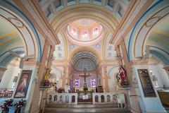 Dome of Faith (abhasmishra) Tags: church cathedral jesus religion spirituality travel pondicherry tamilnadu india incredibleindia architecture dome