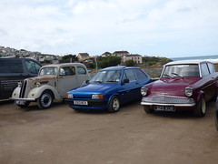End of Season Classic Ford Run  Sunday 11th September (Duchy Capri Club) Tags: duchy capri club classic ford cornwall