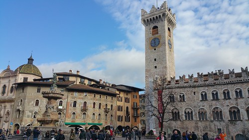 Trento - Piazza Duomo e Centro Storico by marco_ask, on Flickr