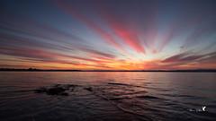 Fond de rade... (koulapik) Tags: bzh bretagne finistre plougastel tinduff mer sunsetsunrise finistre