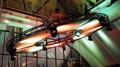U.F.O. (Codos Traumreisen) Tags: ufo disko beleuchtung lightshow dortmund u