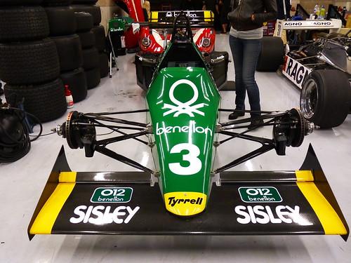 Tyrrell 012 1983