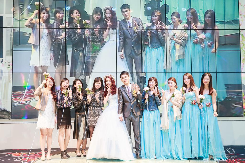 林酒店全球廳婚宴-27