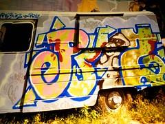"""""""PRIZ-ONE PIECE AT THE PHUN PHACTORY."""" (1990) (PHOTO: IDEE UGG) (""""OLDSCHOOL SUBWAY GRAFFITI WRITER!"""") Tags: graffiti walls priz tsf prizone 1980s subwaygraffiti broadway writers yards nyc trains tds tmt pz prz prizmatic prizzypriz prizo prizmagicacity prizzy prizmagic prizma prizm prisms prismpriz prismone prismaticacity prisma prismatic prism iz wiz rip"""