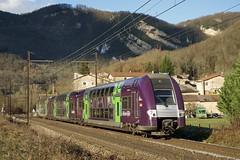 Z 24635/36 (SylvainBouard) Tags: sncf alstom z24500 ter2nng train railway