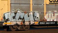 ICHABOD, Byrd, Neenah, 12 Nov 16 (kkaf) Tags: neenah byrd ichabod graffiti