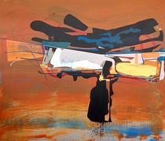 Jim Harris: Orbital. (Jim Harris: Artist.) Tags: space painting art ate artist kunst knstler japan contemporaryart anstrakt abstract abstraite lartabstrait avantgarde geometric geometrick geometrisk cosmology cosmos jimharris orbital