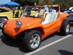 1972 Volkswagen Dune Buggy (splattergraphics) Tags: 1972 volkswagen dunebuggy volksrod vw customcar carshow fairfaxlabordaycarshow fairfaxva