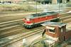 232 534 AK (Lumixfan68) Tags: eisenbahn historisch loks baureihe 232 deutsche reichsbahn sechsachser dieselloks ludmilla