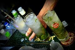 Mojitos (binladiya) Tags: mojito lahabana drink havanaclub cuba caribe night life vida
