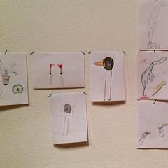 Auch junge Künstlerinnen und Künstler gibt es zu entdecken: die Werke aus dem Illustrationsworkshop mit @rotopolpress. Morgen gibt's davon noch mehr! #litmuc16 #anderebuecher (litmuc) Tags: auch junge künstlerinnen und künstler gibt es zu entdecken die werke aus dem illustrationsworkshop mit rotopolpress morgen gibts davon noch mehr litmuc16 anderebuecher httpswwwinstagramcompbnrvucd8hu litmuc13