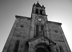 Sarria, Lugo, Galicia, Espaa. Camino de Santiago. (Caty V. mazarias antoranz) Tags: sarria lugo galicia spain espaa caminodesantiado santamarina santamaria ossarriaos alfonsoix 1230 reydelenygalicia