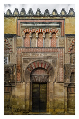 ... Las Puertas del Paraso ... (Lanpernas 4.0) Tags: mezquita mosque crdoba alandalus mezquitadecrdoba omeyas islam arcos arquitectura architecture