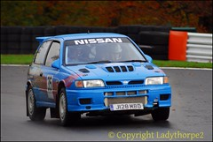 NHMC Cadwell Stages Rally 2016_0052_04-12-2016 (ladythorpe2) Tags: north humberside mc cadwell stages rally 2016 20th november 35 ian nick colman whitby dmc nissan sunny gtir