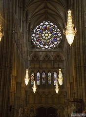 Westminster (Danno KaBlammo) Tags: europe danny bourque 2016 uk british england london britain gb great united kingdom brits english westminster abbey cathedral stained glass gothic medieval