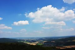 Already Missing The Summer (ericgrhs) Tags: hessen hinterland marburg fields felder summer germany forest