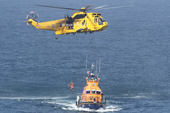 (scobie56) Tags: sea rescue last search north flight scottish northumberland 202 borders sar raf squadron seaking rnli the eyemouth har3 boulmer a xz586