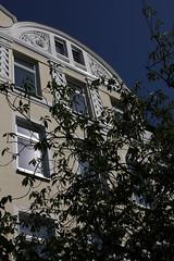 1903 (3) (Rüdiger Stehn) Tags: 2015 2000er 2000s europa mitteleuropa deutschland norddeutschland schleswigholstein kielblücherplatz bauwerk profanbau haus fassade holtenauerstrase stadt altbau gründerzeit gebäude canoneos550d rüdigerstehn putzfassade backsteinarchitektur kiel
