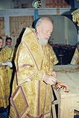 032. Consecration of the Dormition Cathedral. September 8, 2000 / Освящение Успенского собора. 8 сентября 2000 г