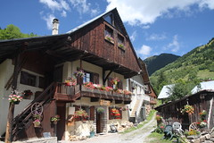 IMG_4212 - Chalet La Grolle, Maurienne (theresa.hotho) Tags: camping en france saint montagne de la hiking donkey grand pic tent chalet alpe dhuez besse grolle anes rousses sorlin letendard stjeandarves eselwandern