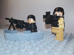 #M249 #SAW and M249 SAW #Para from #Brickarms @Brickarms | #Lego #Guns #Toy #Toys (BRICKS & STUFF) Tags: toy toys saw lego para m249 guns brickarms