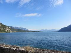 le lac du Bourget (nic0v0dka) Tags: france lac du savoie bourget