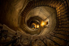 L'escalier (toupie38) Tags: best greatestphotographers