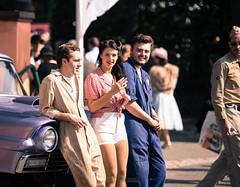 Goodwood Revival 2015 (Nick Shaw) Tags: classic vintage 60s lotus mini retro romeo 50s goodwood 40s revival 2015 goodwoodrevival revival2015 2015goodwood 2015porscheaston martinmercedesgullwing300sljaguaralfa