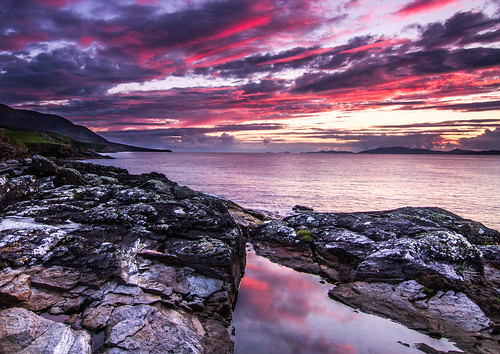 Ring of Kerry Sunset