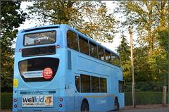 National Express Coventry Trident 2/Enviro 400, 4767 (paulburr73) Tags: bus buses coventry westmidlands nationalexpress nxc adl travelwestmidlands universityofwarwick earlsdon belvedereroad 4767 alexanderdennis spencerpark trident2 travelcoventry enviro400 nxwm bv57xkl