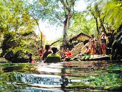 En el agua (Angela MGM) Tags: republicadominicana riosanjuan
