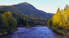 1207-Rivire Sautauriski (clamato39) Tags: mountains water river eau montagnes parcnationaldelajacquescartier parcsqubec rivieresautauriski