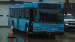 PAAC 1710 (Clinton M. Photography) Tags: blue bus buses publictransit publictransportation pat horizon vehicles transportation transit vehicle masstransit gillig cummins portauthority isl advantage paac lowfloor twinvision lowfloorbus luminator servicevehicle voith portauthoritytransit gilligadvantage cumminsisl d8645 portauthorityofalleghenycounty patransit cumminsisl9 transitvehicle voithd8645