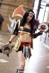 Draven Gladiador (DolceFotoCosplay) Tags: cosplay legends league draven gladiador leagueoflegends