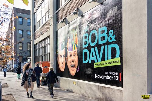 Netflix Bob & David in Bushwick