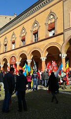 "MANIFESTAZIONE SCUOLA 24 OTTOBRE 2015 (7) • <a style=""font-size:0.8em;"" href=""http://www.flickr.com/photos/99216397@N02/22301859329/"" target=""_blank"">View on Flickr</a>"