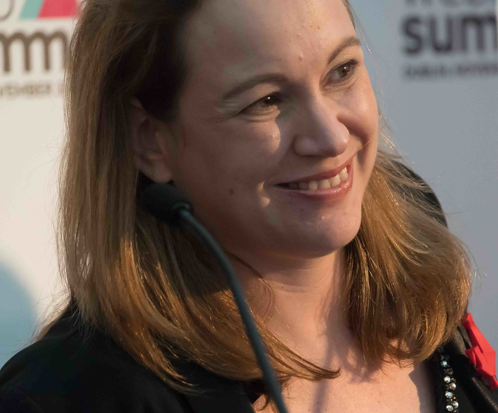 TODAY AT THE WEB SUMMIT THERE WAS A PRESS CONFERENCE HOSTED BY AXELLE LEMAIRE [FRENCH MINISTER RESPONSIBLE FOR DIGITAL AFFAIRS]-109919