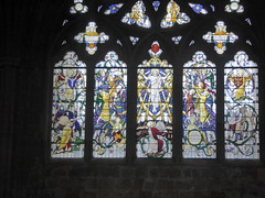 23 October 2015 Exeter (3) (togetherthroughlife) Tags: window october stainedglass devon exeter catherdal 2015