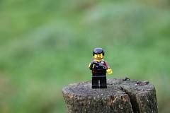Autoportrait (pylote) Tags: de la lego autoportrait bretagne bosse aventure lgo